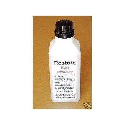 SHIELD TECHNOLOGY Restore Rust Remover 250ml Bottle