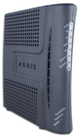 ARRIS TM602G Telephony Modem