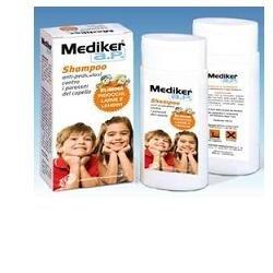 Mediker Shampoo Antipediculosi 100 Ml