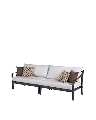 RST Brands Astoria 2-Piece Sofa, Cream As You See