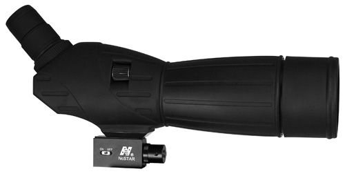 Nc Star High Resolution Spotting Scope With Carry Case, 20-60X60