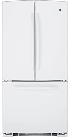 GE GFSF2HCYWW 22.2 Cu. Ft. White French Door Refrigerator - Energy Star