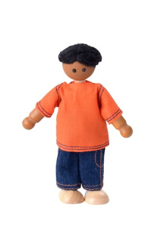 Plan Toys African American Dad Doll