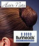 Bunheads Invisible Hair Nets Bun Nets Auburn BH 425
