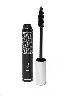 Christian Dior Diorshow Mascara Backstage Makeup - Black (#090) 0.38 Fluid Ounce (11.5ml) Brush