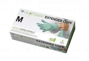 Medline MDS195185 Aloetouch Nitrile Chemo Glove,Exam Aloe,12,pf,md-500/cs мини атс nec dss ip4ww 60d dss a