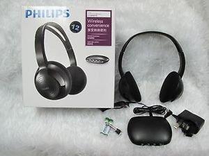 Shop Brand New Philips Shc1300 Over The Head Wireless Headphones