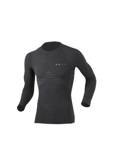 X-Bionic Energizer Men Shirt longsleeve – Gr. L/XL – charcoal/black bestellen