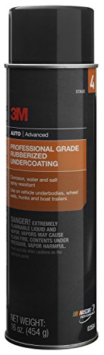 3M 03584 Professional Grade Rubberized Undercoating