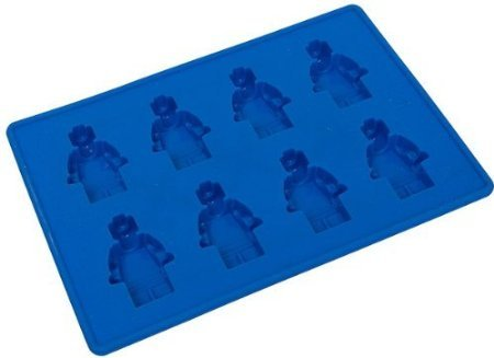 Great Deal! Minifigure Ice Cube Tray or Candy Mold ----for Lego Lovers!