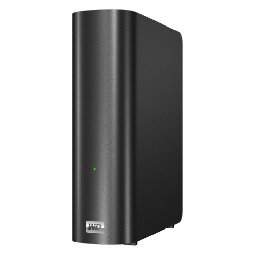 WD My Book Live Personal Cloud Storage 2 TB Network Attached Storage