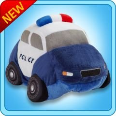 My Pillow Pet Police Car 18""