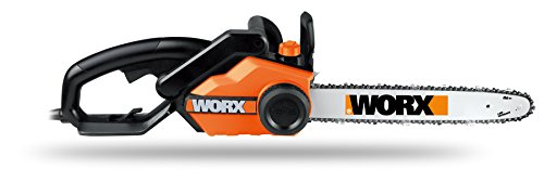WORX WG303.1 16-Inch Chain Saw, 3.5 HP 14.5 Amp (Gas Logs Outlet compare prices)