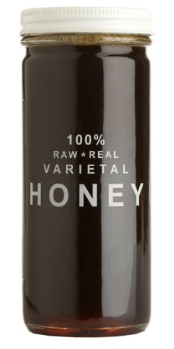 Bee Raw Washington Buckwheat Honey - 10.5 Oz.