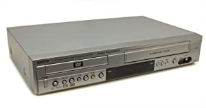 Sanyo DVW7100 TVGuardian DVD player with Built-in 4-HEAD Hi-Fi VCR recorder