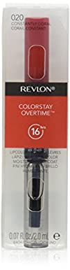 Revlon Colorstay Overtime Lipcolor Constantly Coral 0.07 Ounce