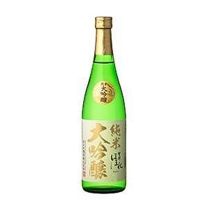 日本酒 会津ほまれ 純米大吟醸 極 (きわみ) 720ml