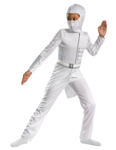 Kids-Costume Storm Shadow Class 10-12 Kids Costume Halloween Costume