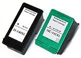 ヒューレット・パッカード HP140XL+HP141XL リサイクルインク(再生インク)カートリッジ HP140XL HP141XL 大容量 黒+カラー 1セット