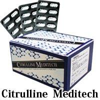 短・早・包をサポート、男の自信を取り戻せ|Citrulline Meditech 30粒