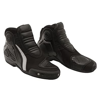 Dainese Scarpa Dyno Motorcycle Shoes Black/Black 41