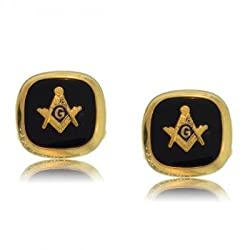 Masonic Cuff Links