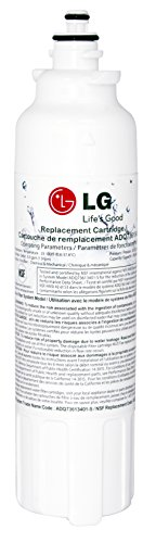 LG 6 month 200 Gallon Capacity Replacement Refrigerator Water Filter (LT800P) (Refrigerator Filters For Lg compare prices)