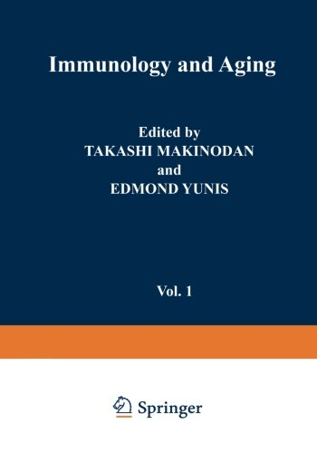 Immunology And Aging (Comprehensive Immunology) (Volume 1)