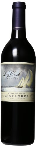 2011 Dry Creek Vineyard Heritage Vines Zinfandel