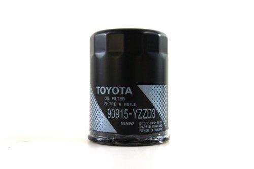 Toyota Genuine Parts 90915-YZZD3 Oil Filter