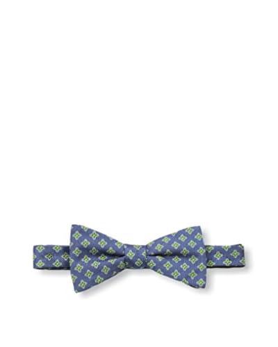 Ben Sherman Men's Quincy Medallion Bow Tie, Green