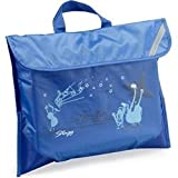 Music Sheet Bag With Instrument Design - Blue