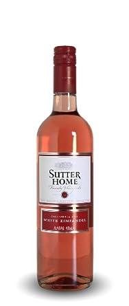Sutter Home White Zinfandel - 75cl