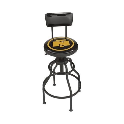 dodge ram logo garage stool