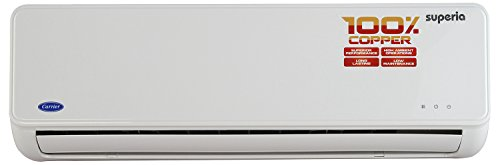 Carrier Superia Split AC (1 Ton, 5 Star Rating, White)