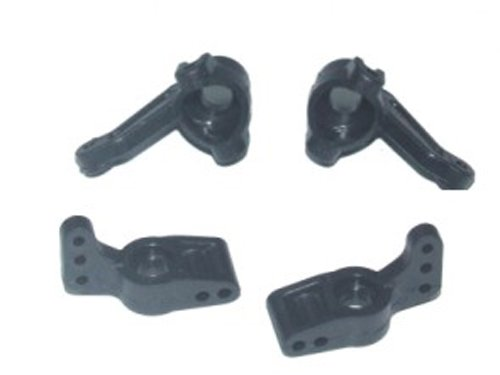 Redcat Racing Steering Knuckles and Rear Hub Carriers, Left/Right - 1