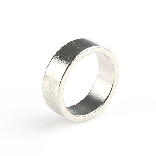 Anddas Dia 20mm Magic Magnetic Ring Magnet Coin Finger Magician Trick Props Show Tool (Pk Ring compare prices)