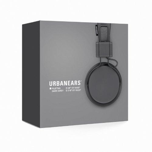 Urbanears?????????? The Plattan Headphones ?DarkGray?の写真04。おしゃれなヘッドホンをおすすめ-HEADMAN(ヘッドマン)-
