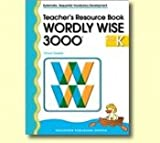 img - for Wordly Wise 3000 Book K Teacher Resource Pack 2nd Edition (Wordly Wise 3000 2nd Edition) book / textbook / text book