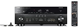 Yamaha RX-A710BL 7-Channel Network AV Receiver [OLD VERSION] (Discontinued by Manufacturer)