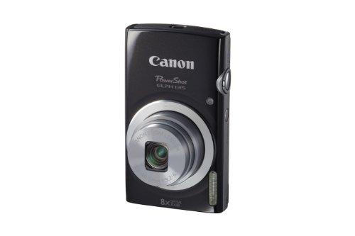 Canon PowerShot ELPH135 Digital Camera (Black)