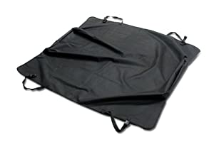 Smartworks BSC-12/2280 Black Pet Auto Car Back Seat Pet Cover
