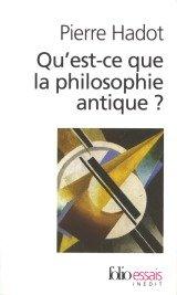 Qu'est-ce que la philosophie antique? par Pierre Hadot