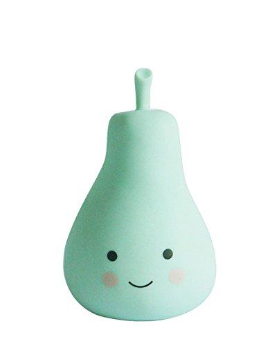 Veilleuse poire menthe pour enfants - A little lovely company - LTPM011