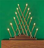 12 LED Light Candle Bridge