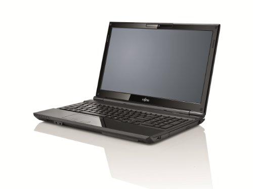 Fujitsu LIFEBOOK AH532 15.6 inch laptop (black) Intel Core i3-3120M Processor (3M Cache, 2.50 GHz) 4GB RAM, 500GB hard disk, DVDRW SM, Intel HD graphics 4000, Intel Centrino N2230 802.11b/g/n WLAN, Bluetooth v4.0, HD webcam, Windows 8 64-bit