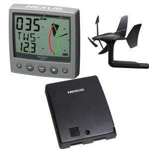 Buy Nexus NX Wind Pack 1 w Wind Instrument, WSI Box & Wireless Wind Transducer by Nexus