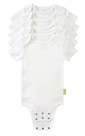 Disney Cuddly Bodysuit 5 Pack, White, 0-3 Months
