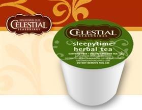 Celestial Seasonings Sleepytime Hot Herbal Tea * 3 Boxes Of 24 K-Cups *