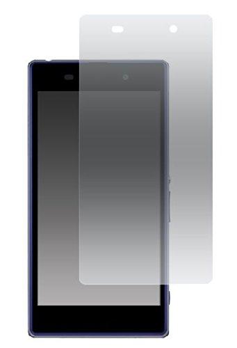 PLATA ( プラタ ) Xperia Z1 SO-01F / Xperia Z1 SOL23 用 液晶 保護 ガラス フィルム FDSO01F-GL